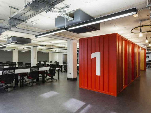 Google campus de londres de nouveaux bureaux à l image de la