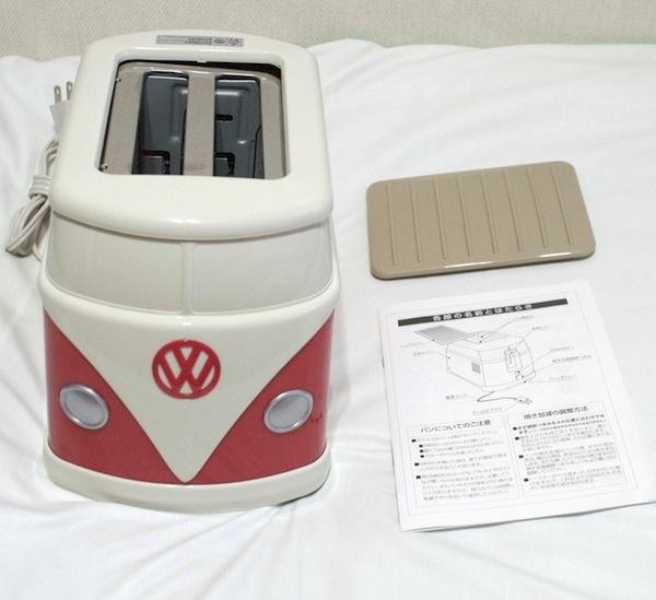 le grille pain combi de volkswagen qui r veille votre c t. Black Bedroom Furniture Sets. Home Design Ideas