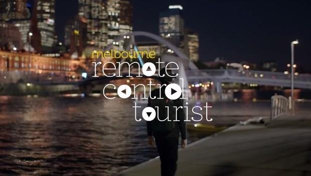 Visitez melbourne distance en prenant le contr le d un touriste remote control tourist - Office du tourisme melbourne ...