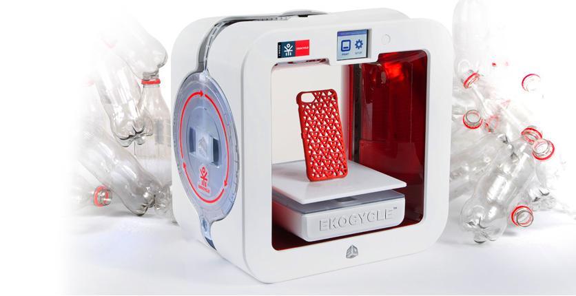 Coca Cola Et Will I Am Lancent Une Imprimante 3d Qui