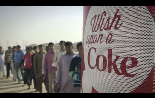COCA WISH BOOTH