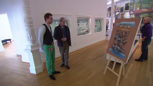 wcie-ikea-stunt-marketing-tableau-museum