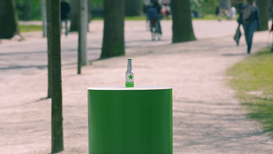 Heineken The Bottle With a Mission