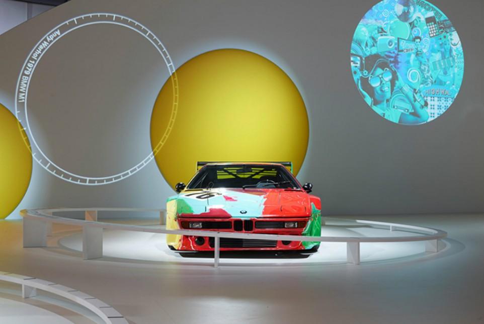 BMW art cars wcie