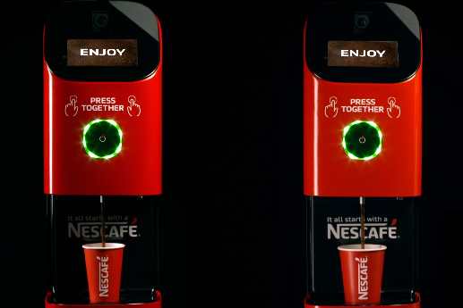 Nescafé Instant Connections wcie