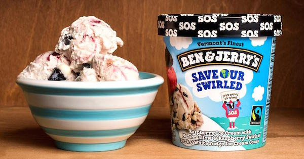 ben & jerrys global warming