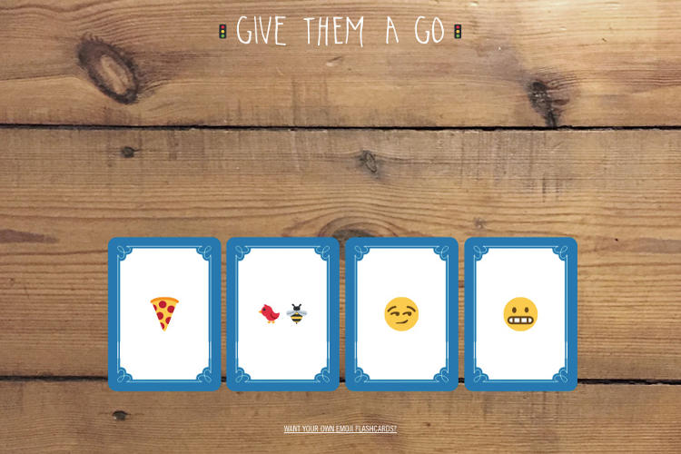 Domino's Pizza emoji literacy