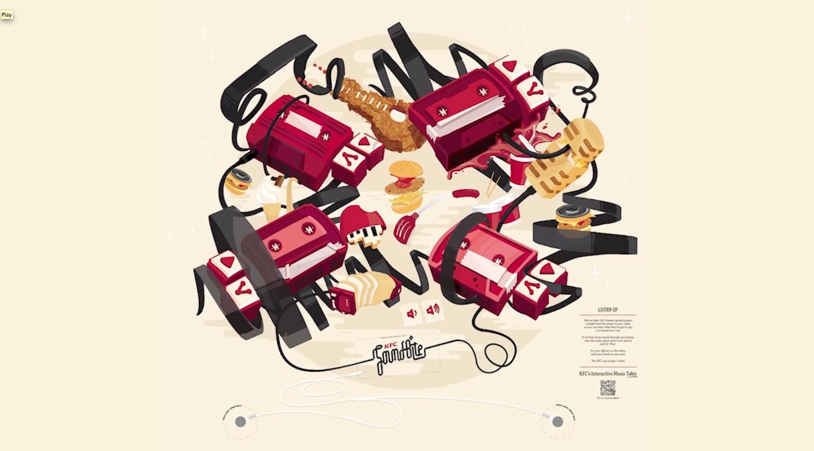 KFC Soundbite