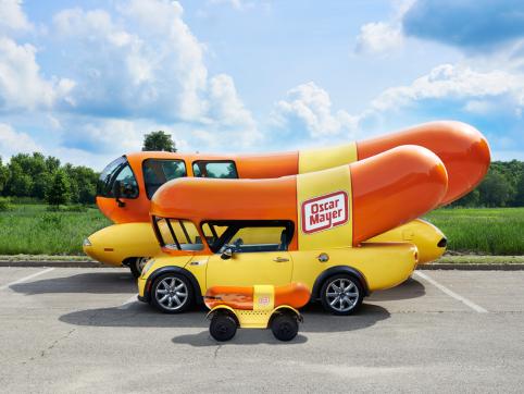 Oscar Mayer Wiener Rover