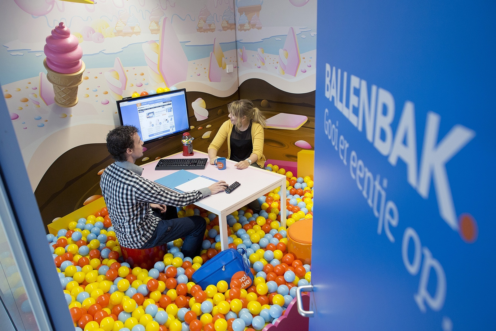Coolblue_Ballpit