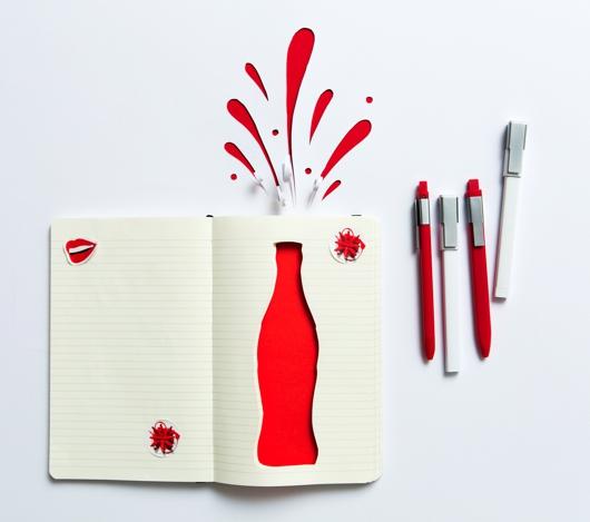 moleskine coca-cola