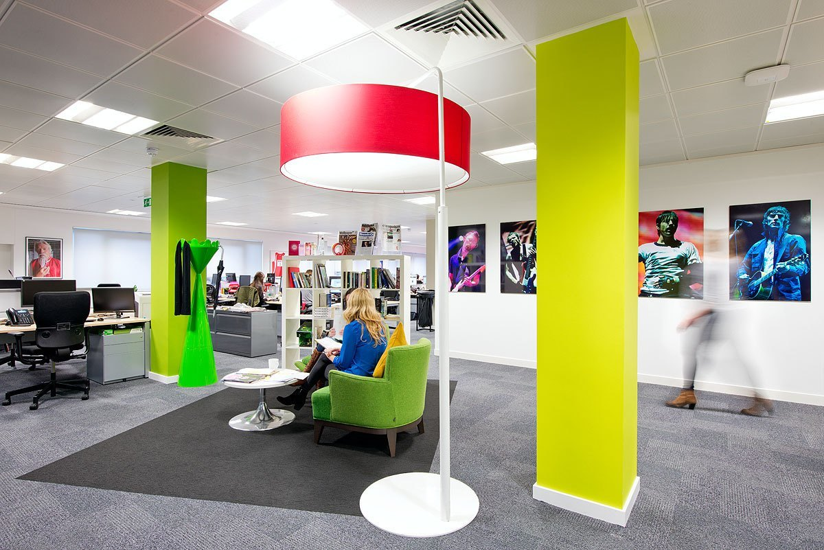 Virgin Media London Office
