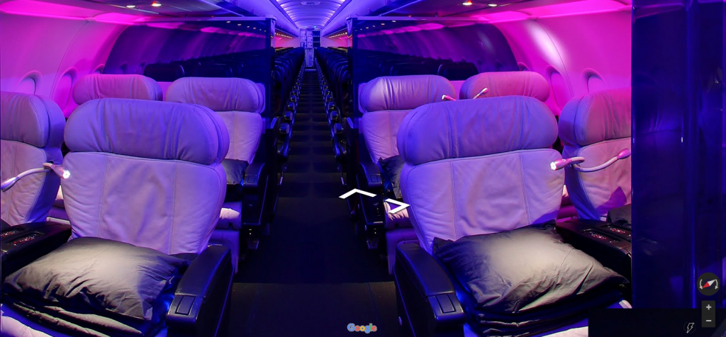 Virgin America-google street view-wcie4