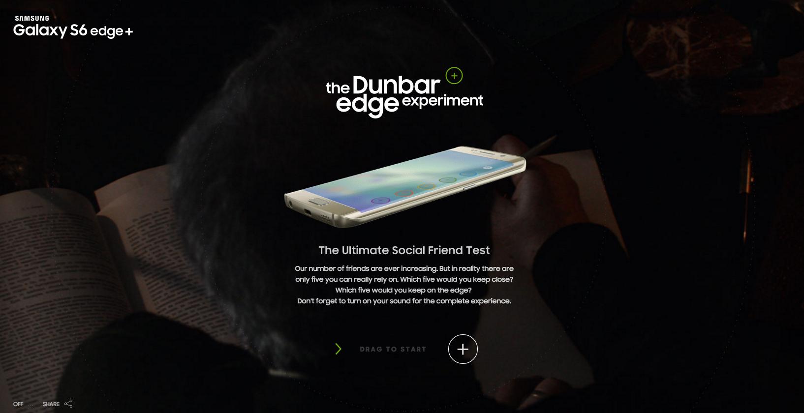 samsung-the dunbar edge experiment-wcie1