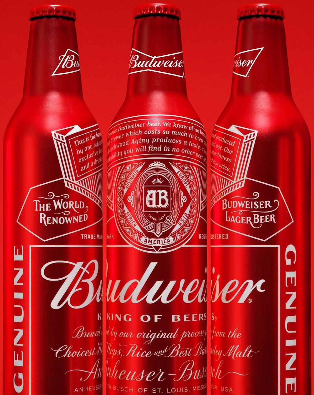 Budweiser - rebranding - WCIE2