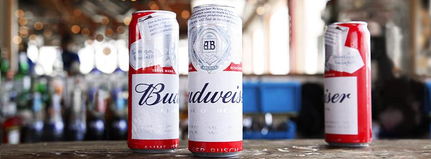 Budweiser - rebranding - WCIE5