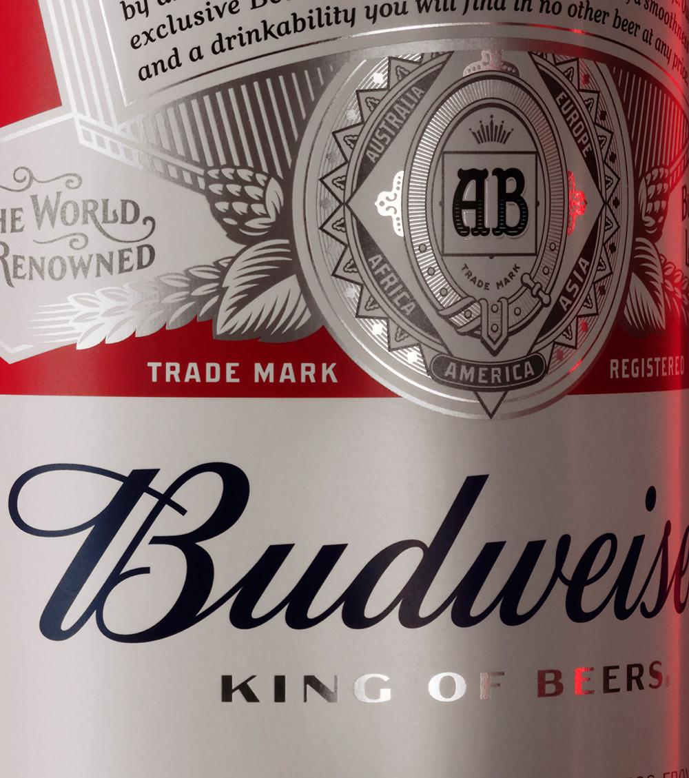 Budweiser - rebranding - WCIE6