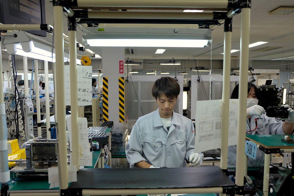 FUJIFILM - Visite made in Japan - WCIE4