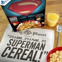 General Mills - Cérales Batman VS Superman - WCIE