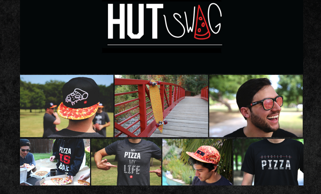 Pizza hut - clothes collection-wcie3